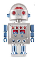 Bath and Body Works Plug Ins Robot Nightlight Wallflower Authentic New Diffuser