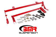 BMR Suspension XSB011, Xtreme Anti-roll Bar, Rear, Hollow 35mm, Delrin Bushings