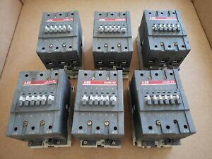 6x ABB UA95-30-00-80 Schütz 3 polig 1SFL431022R8000