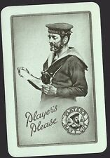 Playing Swap Vintage Cards  Players Please Advertising Cigarette Card