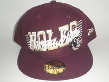 Era 59fifty Florida State Seminoles Writers Block Hat 7 3 8 ( ) NCAA Cap 0c487d996849