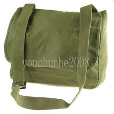 VIETNAM WAR CHINESE MILITARY PLA 65 TYPE CANVAS BAG-33656
