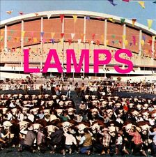 LAMPS Under The Water Under The Ground CD In The Red ITR 233 garage rock noise