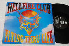 "HELLFIRE CLUB:12""-FLYING THRU LIFE-ORIGINAL EX+"