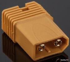 Male XT60 / XT-60 to Tamiya Female Single Piece Turnigy Lipo Battery Adapter