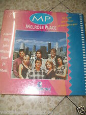 CLEMENTONI CLEM TOYS GAME MELROSE PLACE BOARD GAME collectible NEW RARE!!!