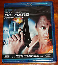 Die Hard (Blu-ray Disc, 2007, Canadian) Brand New