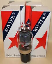 Matched Quad Sovtek 2A3 vacuum tubes, Brand New In Box