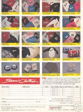 vintage 80's FENDER AD Show Clothes guitar strat rhodes