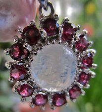 Handgefertigt Echtschmuck-Halsketten & -Anhänger aus Sterlingsilber mit Schönheit