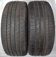 2 Neumáticos de verano Continental ContiSportContact 5 SSR MOE 255/50 R19 103w
