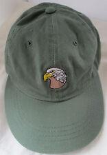 EAGLE MARSH GOLF CLUB GREEN ADJUSTABLE HAT / CAP