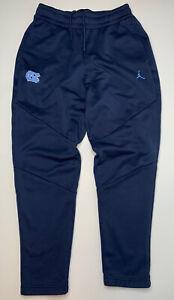 Nike Air Jordan x UNC Tar Heels Dri Fit 2019 Taper Fit Tech Fleece Pants - L