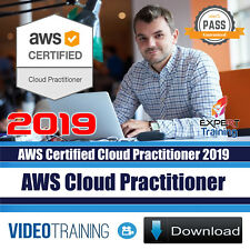 AWS Certified Cloud Practitioner 2019 Video Training 10 Hours Course DOWNLOAD