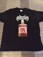 ENSLAVED Monumension Shirt XL, Urgehal, The Chasm, Taake, Azarath, Emperor,Ulver