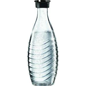 SodaStream Carbonating Glass Carafe - for Crystal Sparkling Water Maker - 615ml