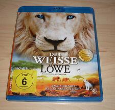 Blu Ray Film - Der Weisse Löwe - Tierfilm