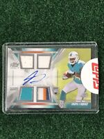 2014 TOPPS PRIME LEVEL V JARVIS LANDRY RC ROOKIE AUTO QUAD RELIC JERSEY PATCH