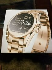 Michael Kors Access Runway Smartwatch 41mm Stainless Steel - Rose Gold MKT5046