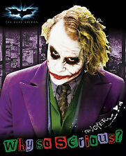 El Arte De Pared Decoración Cartel Home The Dark Knight Joker mp0907 Mini 40cm X 50cm 693