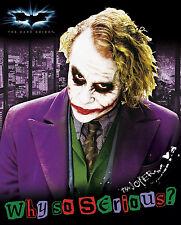Wall Art Decor Poster Home The Dark Knight Joker MP0907 Mini 40cm x 50cm 693