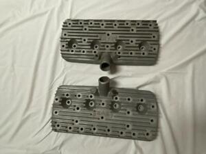 1938-1948 Flathead Ford/Mercury V8 Aluminum HEADS SHARP