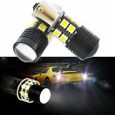 2pcs 1156 BA15S P21W LED Car Canbus No Error Tail Backup Reverse Light Bulbs