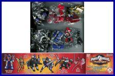 SET 6 Figure POWER RANGERS Mystic Force KNIGHTS Bandai SUPER SENTAI Gashapon NEW