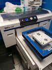 Epson F2000 SureColor Printer Direct to Garment DTGWhite Edition All Nozzles