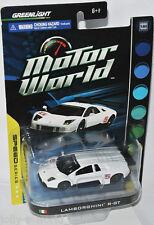 Greenlight MOTORE World-LAMBORGHINI R-GT-WHITE - 1:64