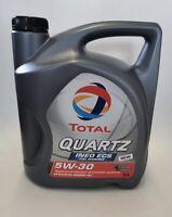 5W-30 TOTAL Quartz Ineo ECS Motoröl / 1 x 5 L. / TOYOTA, PSA
