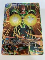Android 17 BT8-120 R RARE NM DBS Protector of Wildlife 1x Dragon Ball Super