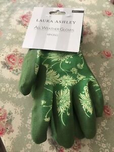 Laura Ashley All Weather Gloves Kimono Small