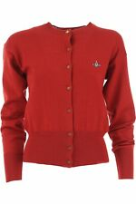 New Without Tags Vivienne Westwood Red  Size M Cardigan.RRP£274