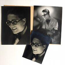 Lot photos Enric Crous-Vidal (Savignac) graphisme, typographie La grafia latina