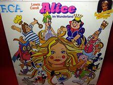 ALICE im Wunderland - L.Caroll  RCA Hanni Vanhaiden *