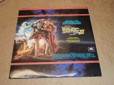 Back To The Future III Laserdisc LD