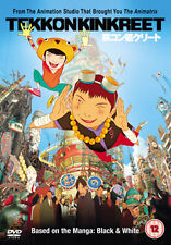 TEKKONKINKREET - DVD - REGION 2 UK