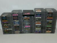 Nintendo NES Games Carts Fun You Pick & Choose Video Games Lot Tested