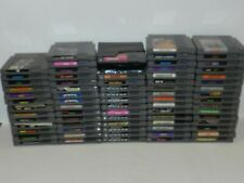 Nintendo Nes Games Carts Fun You Pick & Choose Video Games Lot Tested Upd 1/1/21