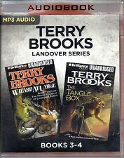 Terry Brooks Landover Series: Books 3-4 Dick Hill 2 Unabridged MP3 Audio Books
