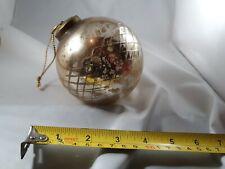 Antique Vintage Large Christmas Tree Mercury Glass Krugel Bauble Germany
