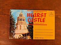 Hearst Castle Postcard Book Album San Simon California 1960s 14 Photos