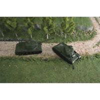 ITALERI 7502 JS 2 Stalin (2 x Fast assembly kits) 1:72 Tank Model Kit