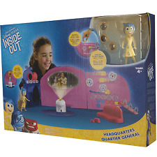 Tomy Disney Pixar inside out siège playset inc joie fig + 3 sphères de la mémoire