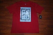 Nwt Nike Air Jordan Retro 4 Hangtime T Shirt Tee 807787 687 Sz Xl