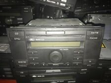 FORD 6000 CD PLAYER USED ITEM WORKING WITH CODE