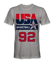 USA united states basketball dream team 1992 t-shirt