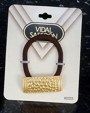 VIDAL SASSOON 1996 PONYTAILER HAIR PONY TAIL HOLDER  ELASTIC  MODEL#20205 NOC