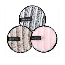 Makeup Remover Pads Face Towel Make-up Wipes Washable Cotton Skin Cleansing Puff